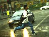 самый опасный пешеход