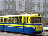Взаимодействие автомобиля с городским транспортом - трамвай, троллейбус, автобус